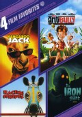4 Film Favorites: Family Fun (DVD)