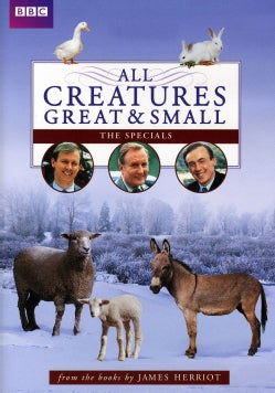 All Creatures Great & Small: The Specials (DVD)