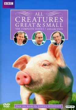 All Creatures Great & Small: The Complete Series 7 Collection (DVD)