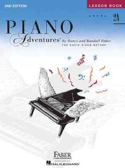 Piano Adventures Lesson Book, Level 2A: A Basic Piano Method (Paperback)