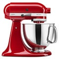 KitchenAid KSM150PSER Empire Red 5-quart Artisan Stand Mixer *plus Overstock $30 gift card and $30 KitchenAid mail-in rebate*