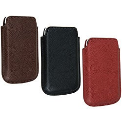 Leather Pouch for Apple iPhone 3G/ 3GS