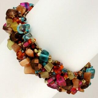 Isabela Rainbow Bracelet (Guatemala)