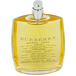 Burberry Men's 3.4-ounce Eau De Toilette Spray (Tester)
