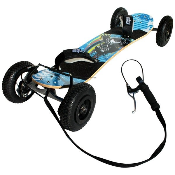 MBS Atom 95X Freeride and Freestyle Mountain Board