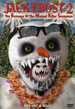Jack Frost 2: Revenge of the Mutant Killer Snowman (DVD)