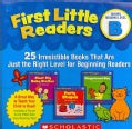 First Little Readers Guided Reading Level B: 25 Irresistible Books That Are Just the Right Level for Beginning Re... (Paperback)