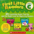 First Little Readers Guided Reading Level C: 25 Irresistible Books That Are Just the Right Level for Beginning Re... (Paperback)