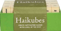 Haikubes: Create Captivating Haiku With a Roll of the Dice! (Game)