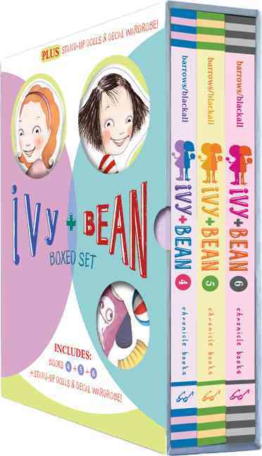 Ivy + Bean Boxed Set: Books 4 + 5 + 6