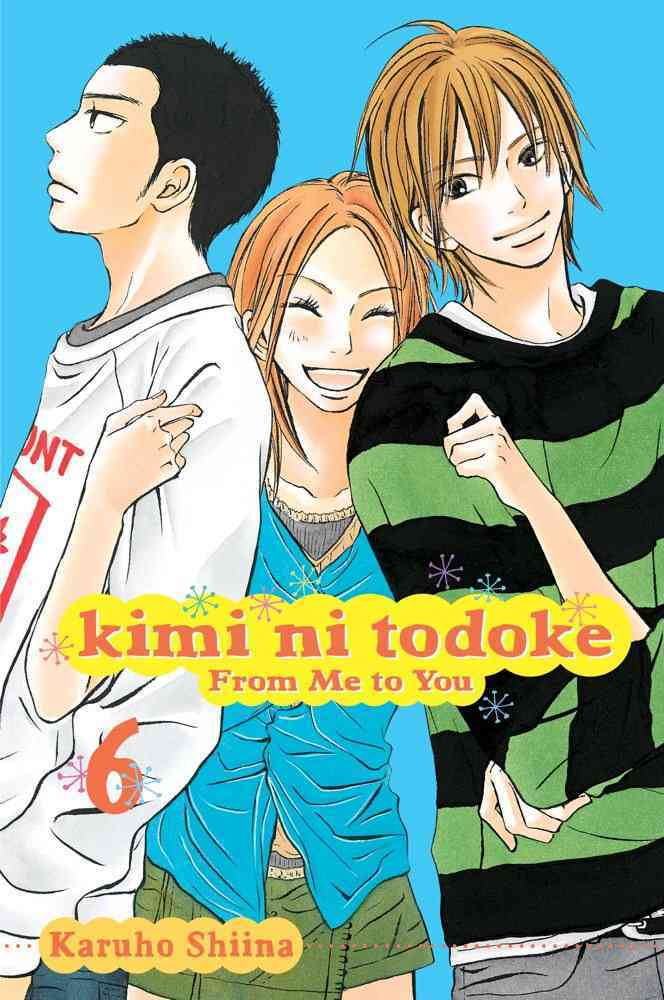 Kimi Ni Todoke: from Me to You 6 (Paperback)