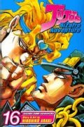 Jojo's Bizarre Adventure 16: Journey's End: Shonen Jump Advanced Manga Edition (Paperback)