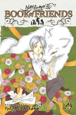 Natsume's Book of Friends, 4 (Paperback)