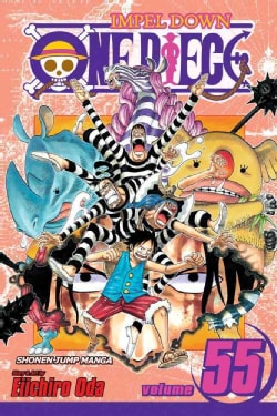 One Piece 55 (Paperback)