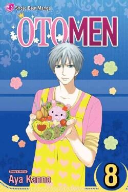Otomen 8 (Paperback)