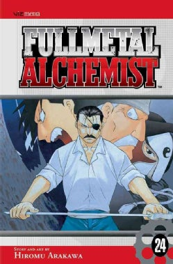 Fullmetal Alchemist 24 (Paperback)
