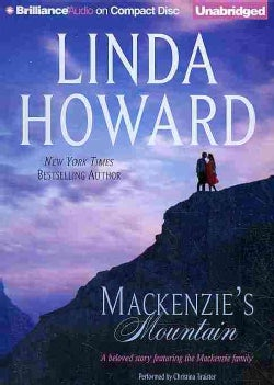 Mackenzie's Mountain (CD-Audio)