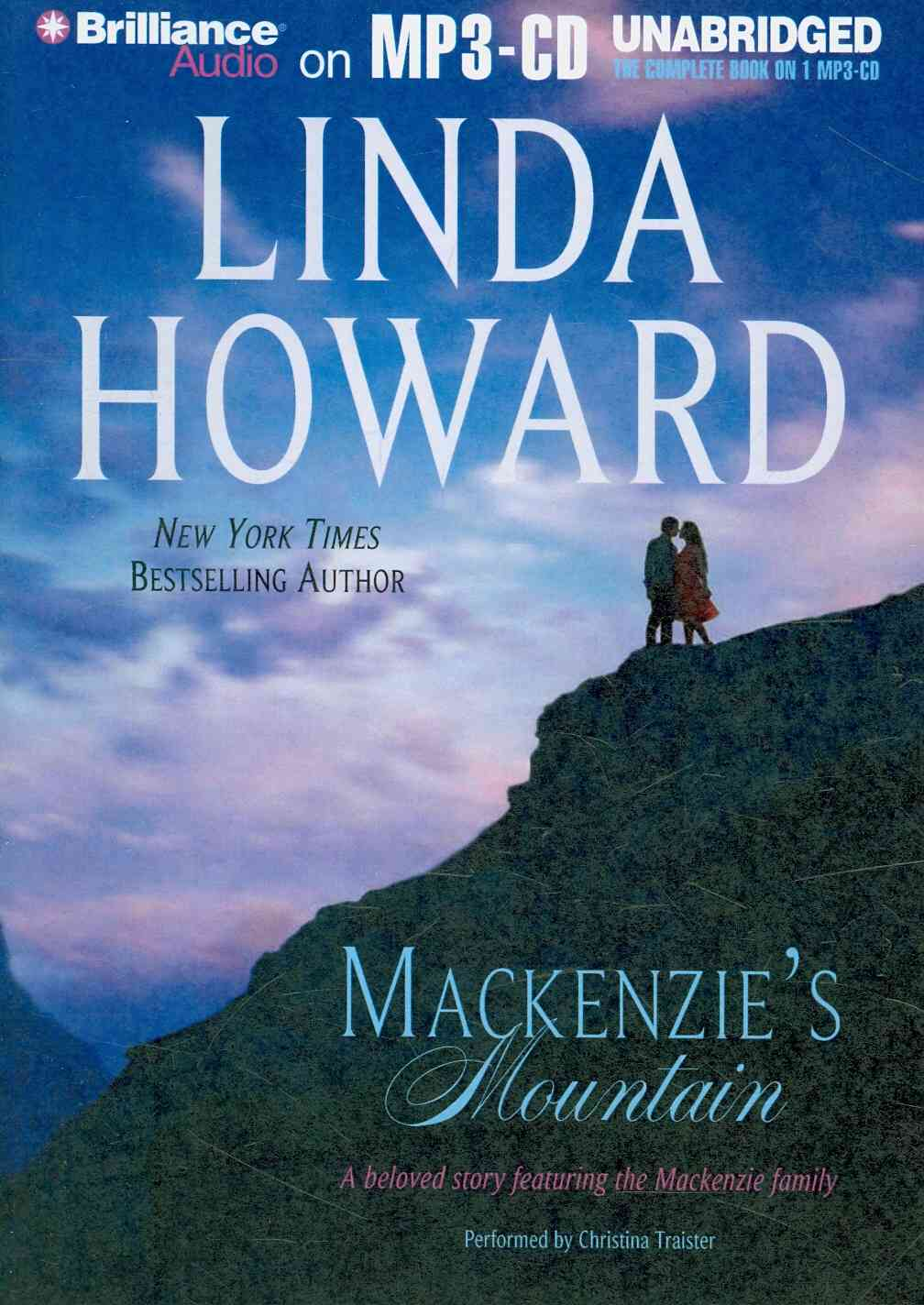 Mackenzie's Mountain (CD-Audio)
