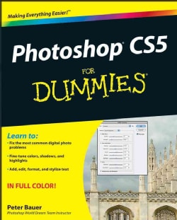 Photoshop CS5 for Dummies (Paperback)