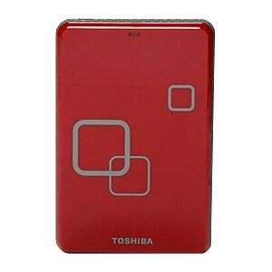 Toshiba Canvio E05A100PBU2XR 1 TB External Hard Drive