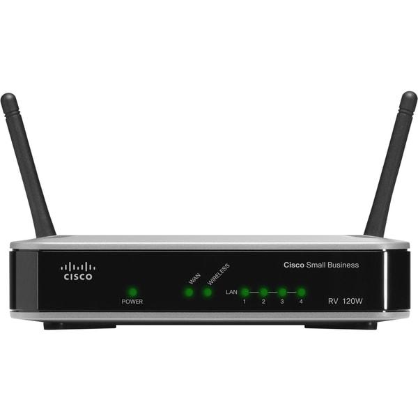 Cisco RV 120W Wireless-N VPN Firewall