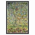 Gustav Klimt 'Apple Tree' Framed Print Art