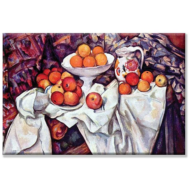 cezanne still life essay Essays on paul cezanne although an indoor still life, is typical of cezanne's paul cezanne's modulated primitivism paul cezanne led an artistic life of.