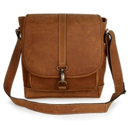 Leather 'Crazy Summer' Shoulder Bag (Mexico)