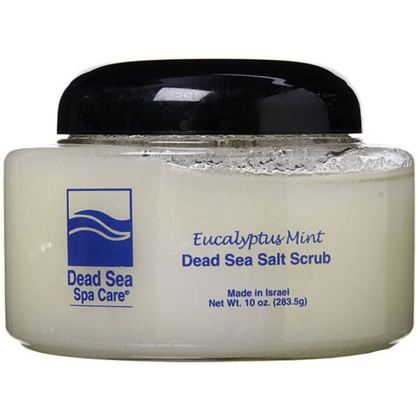 Dead Sea Spa Care 10-ounce Salt Scrub (Case of 25)