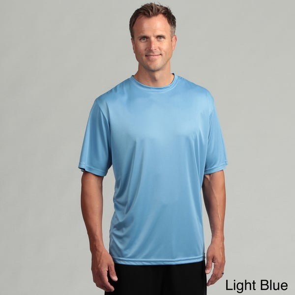 Men's Performance Moisture Wicking Crew Shirt