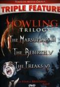 Howling Trilogy (DVD)
