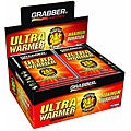 Grabber 24+ Hours Ultra Warmers- Maximum Duration (Case of 240 Warmers)