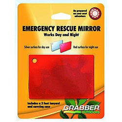 Emergency Rescue Day and Night Mirrors (Case of 12)