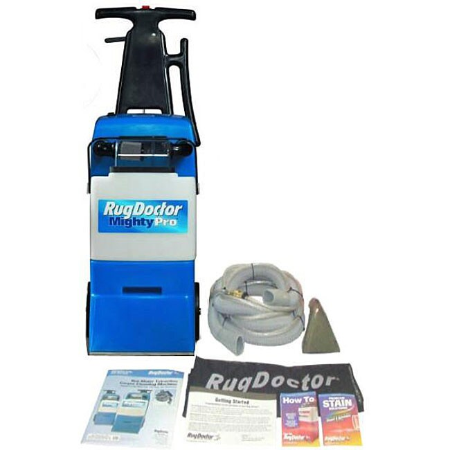 New Rug Doctor X3 Mighty Pro Upholstery Kit Authorized: Rug Doctor Mighty Pro Carpet Upholstery SteamVac Shampooer