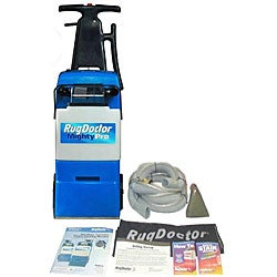Rug Doctor Mighty Pro Carpet Upholstery SteamVac Shampooer (Refurbished)