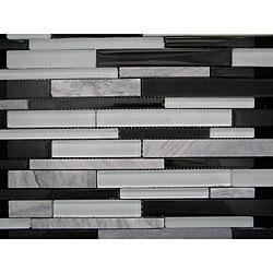 Cliffs Sticks Wall Tile Sheet (Pack of 10)