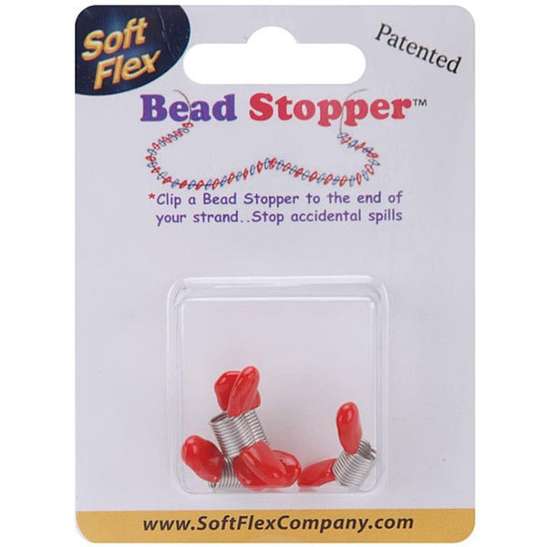 Mini Bead Stopper (Pack of 4)