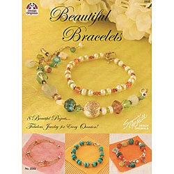 Design Originals Beautiful Bracelets Full-color Book