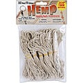 Natural 300 Feet Hemp Variety Pack
