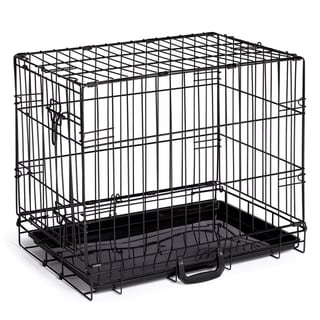 Prevue Pet Products Home On-The-Go Single Door Dog Crate Small E432