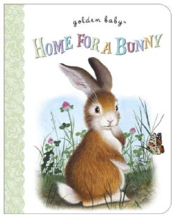 Home for a Bunny (Board book)