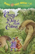 A Crazy Day With Cobras (Hardcover)