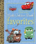 Cars Little Golden Book Favorites (Hardcover)