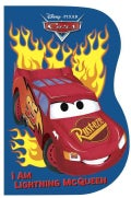 I Am Lightning McQueen (Board book)
