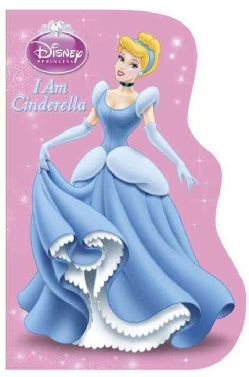 I Am Cinderella (Board book)
