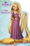 I Am Rapunzel (Board book)