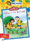 Caillou: Caillou's Fun Outside! (DVD)