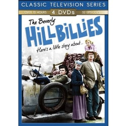 The Beverly Hillbillies Volumes 1-4 (DVD)