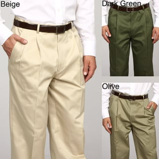 Paolo Vista Italian Men's Casual Pant