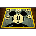 Mickey Mouse Questions Rug (3'3 x 3'11)